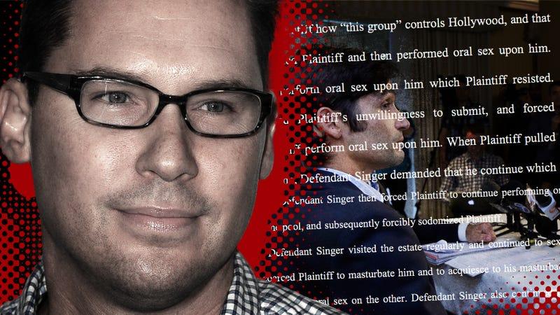 Illustration for article titled Read the Full, Lurid Sex Assault Lawsuit Against Bryan Singer