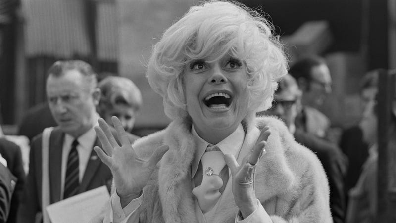 R.I.P. Carol Channing, Broadway legend and star of Hello, Dolly!