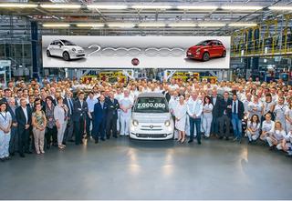 Illustration for article titled Fiat 500 #2,000,000