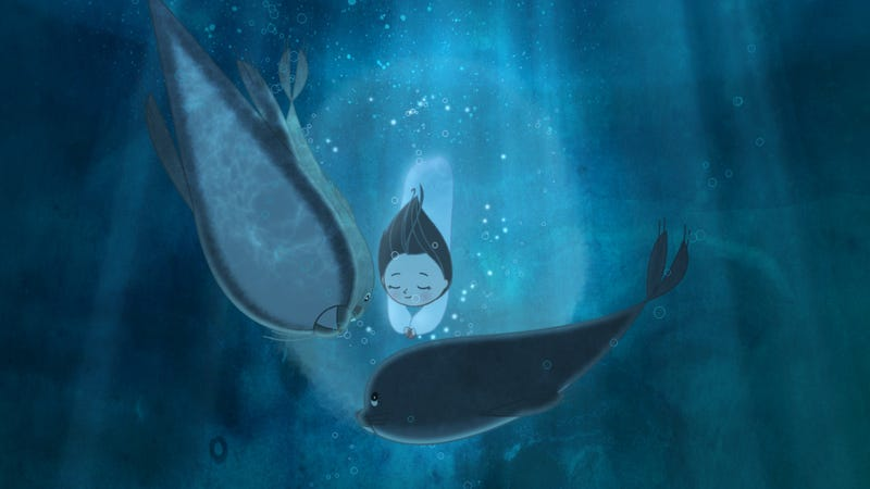 Illustration for article titled Don't Miss The Magical Animated Oscar Nominee Song Of The Sea