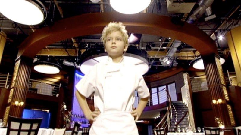 Hell S Kitchen Ariel Injury