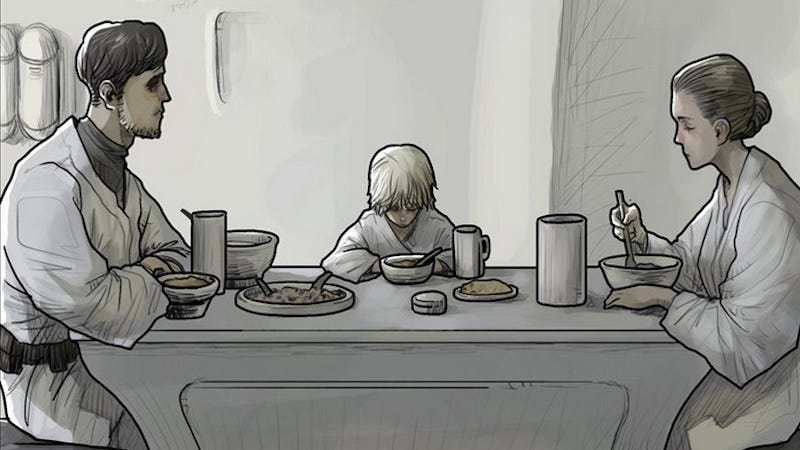 Illustration for article titled New Star Wars Comic Shows Luke Skywalker Growing Up on Tatooine
