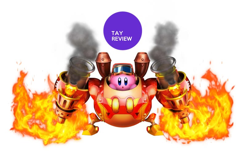 Illustration for article titled Kirby: Planet Robobot: The TAY Review