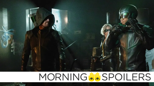Could Yet Another Familiar Face Show Up for Arrow s Last Season?