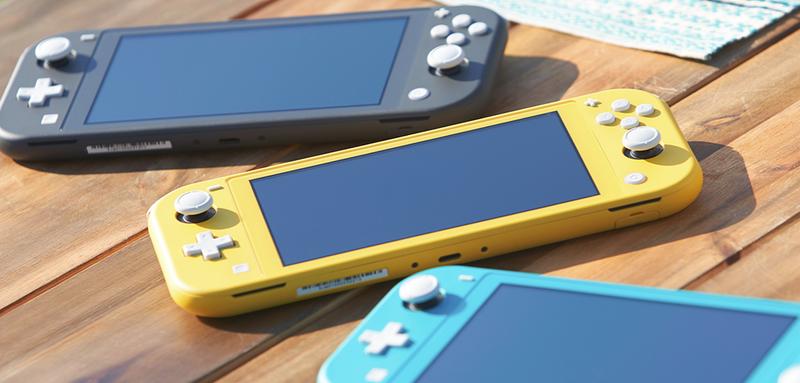 Illustration for article titled Japan Polled Over Nintendo Switch Lite Interest