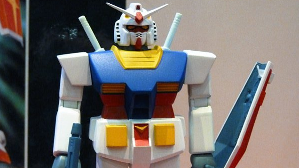 A History Of Gundam, The Anime That Defined The Giant Robot