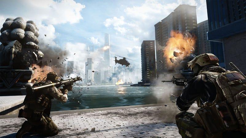 Illustration for article titled Some Battlefield Brilliance