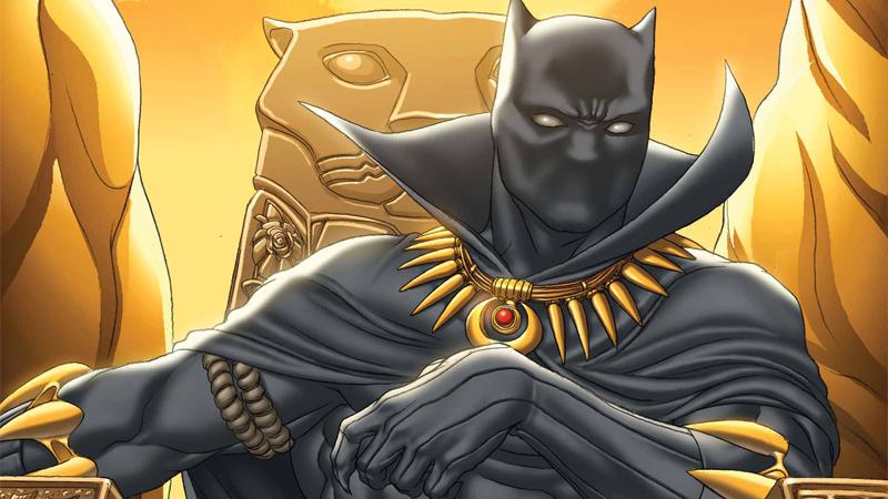 Resultado de imagem para black panther comics