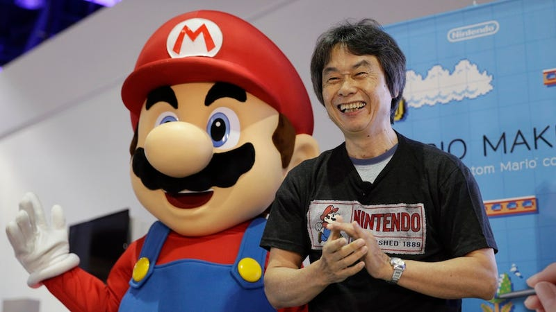 Illustration for article titled Shigeru Miyamoto: 'We've Had Tough Times Before'