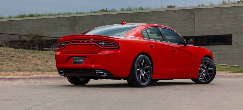 Illustration for article titled The Charger Hellcat Is Probably Coming To The Woodward Dream Cruise