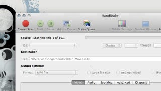 Illustration for article titled VLC 2.0 Breaks Handbrake DVD Ripping; Here's How to Fix It