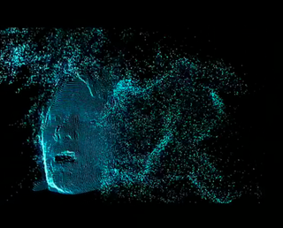 Illustration for article titled New Radiohead Video is Shot with Lasers, Not Cameras
