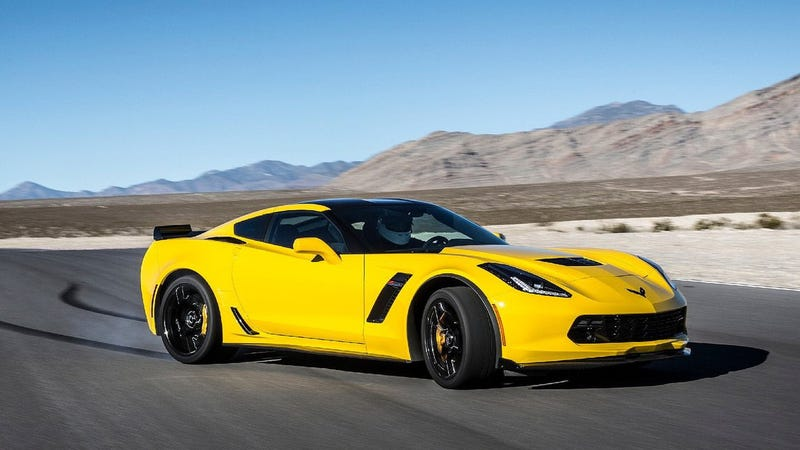 Illustration for article titled Corvette Sales Are Down and Prices Are Going Up