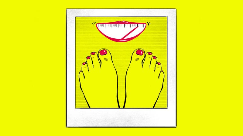 Illustration for article titled What Happens if We Post Pictures of Happy Fat People on the Internet?