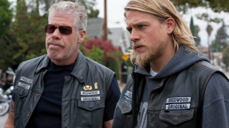 """Illustration for article titled Sons Of Anarchy: """"June Wedding"""""""