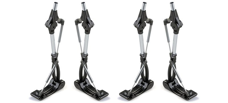 Illustration for article titled These 3D-Printed Robotic Legs Could Serve As Cheaper Prosthetics