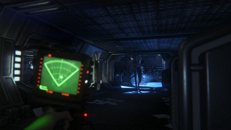 Illustration for article titled New Alien game will attempt to be less terrible than other recent Alien games