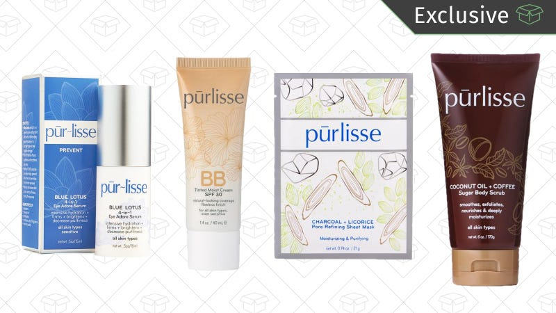 20% off sitewide | Purlisse | Use code HELLO20