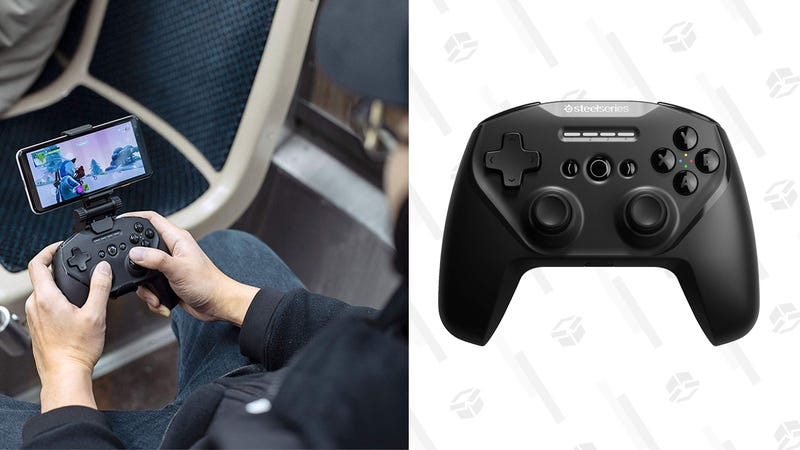 SteelSeries Stratus Duo Wireless Gaming Controller | $48 | Amazon
