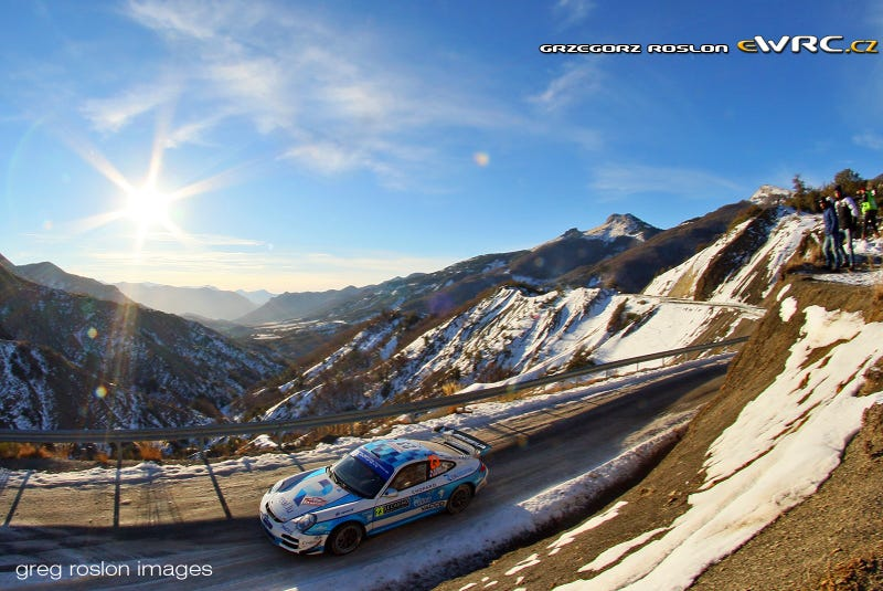Illustration for article titled Rally Monte Carlo photos from around the nets (megadump)