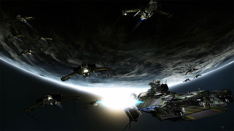 It's Time For Star Citizen To Get Organized