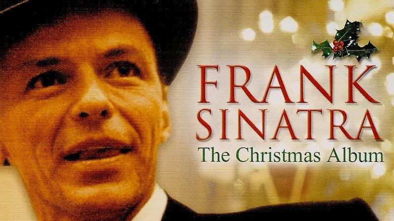 Illustration for article titled Frank Sinatra's smarmy voice makes Christmas all about him