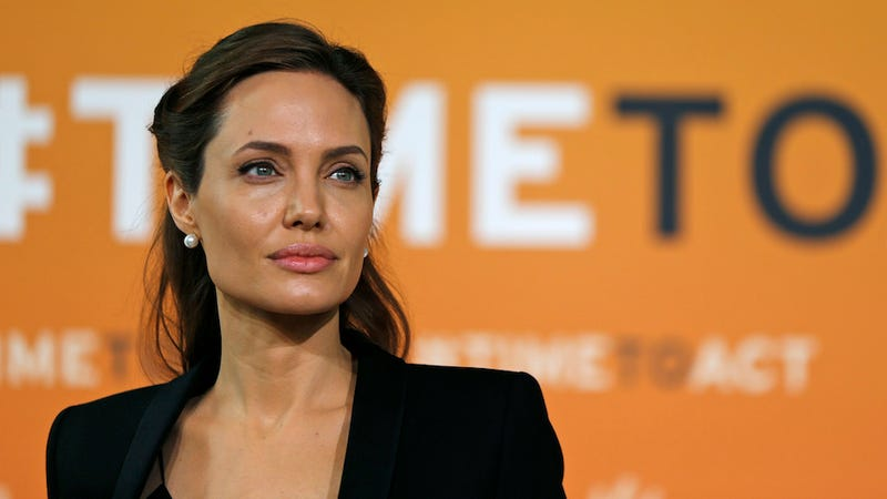 Illustration for article titled Angelina Jolie Already Slated to Direct Another Film