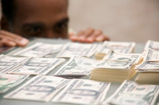 Doors opened, but a wealth gap persists. (Thinkstock)