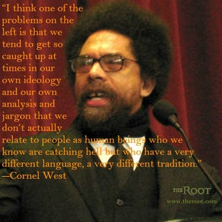 Cornel West (Wikimedia Commons)