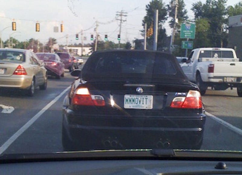 More Hilarious Personalized License Plates - Car signs and namesideas name of car on wwwpeculiarpurlscom