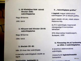 Illustration for article titled Mi volt az első magyar számítógépes grafikán? Pucér nő és Madonna
