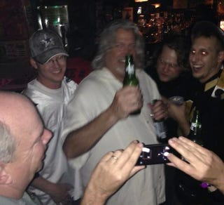 Illustration for article titled Rob Ryan Had Drinks With Saints Fans After Beating The Cowboys