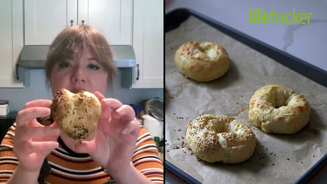 Can You Make Bagels With Only Two Ingredients?