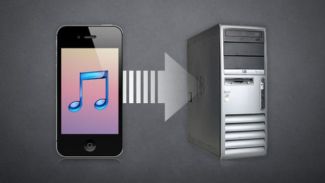 How To Copy Music From Your iPhone, iPad Or iPod Touch To Your Computer