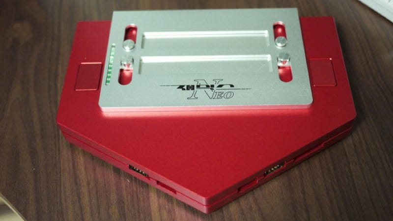 Illustration for article titled Diehard Fans in Korea Made Their Own MSX Console. It's Pretty.
