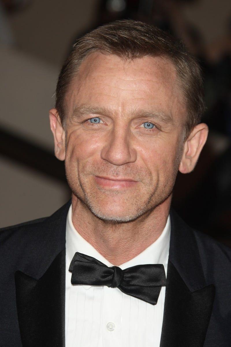 Daniel Craig And Rachel Weisz Have Top Secret Wedding