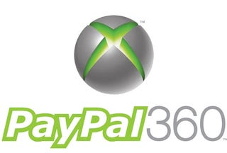 Illustration for article titled Xbox 360 Introduces PayPal
