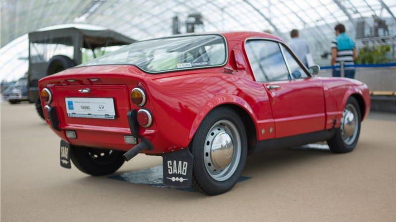 Saab Sonett II V4 U2013 A Noisy Little Footnote To Automotive History U2014  Curbside Classic