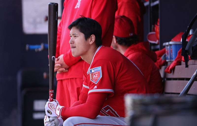 Illustration for article titled The Dodgers Still Sound Pretty Annoyed With Shohei Ohtani