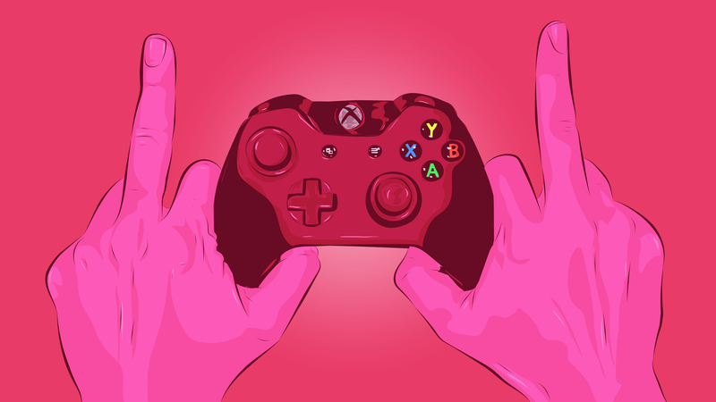 Illustration for article titled The Xbox One Is Garbage And The Future Is Bullshit