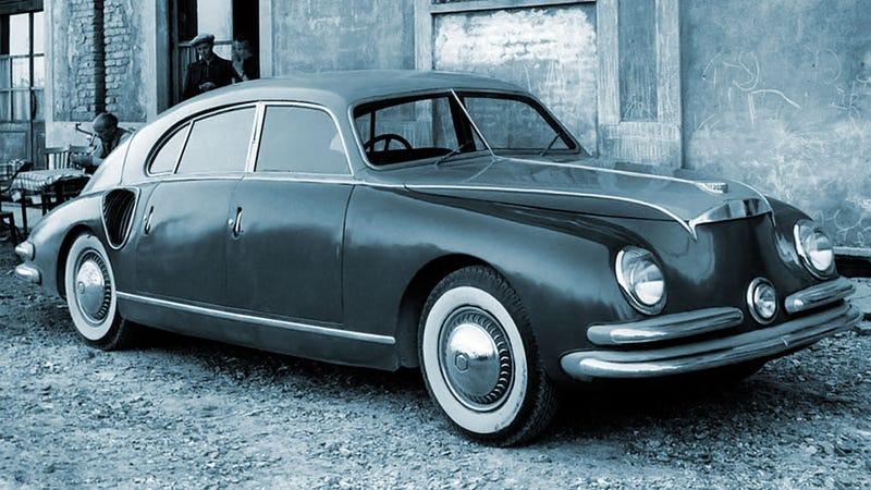 Illustration for article titled I Had No Idea Italy Built A Tatra
