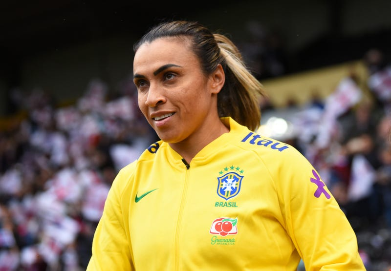 Illustration for article titled Brazil, Already Held Together With Scotch Tape, Will Now Be Without Marta For At Least A Game
