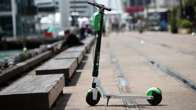 photo image Lime Reportedly Pulls Glitchy E-Scooters in Switzerland Following Abrupt Braking, Injuries
