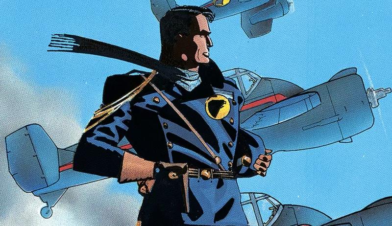 Blackhawk, de DC Comics.