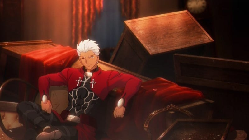 Illustration for article titled Fate/stay night: Unlimited Blade Works First Impressions!