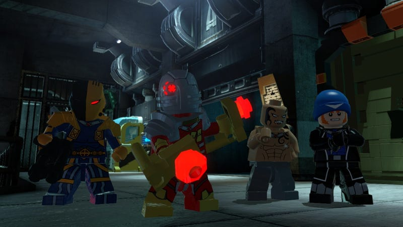 Illustration for article titled Suicide Squad Comes to Lego Batman 3, Without the 'Suicide'