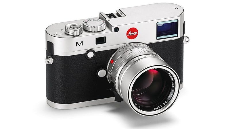 Illustration for article titled Leica M: Is This the Craziest Full-Frame, HD Video, Interchangeable Lens Monster Ever Made?