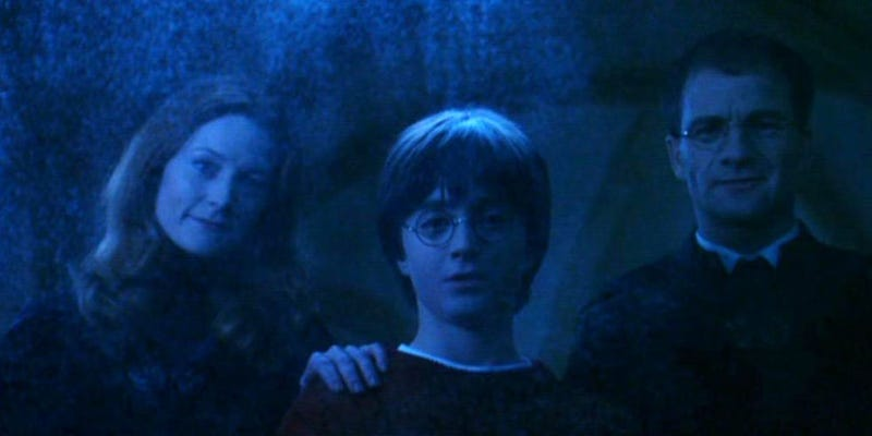 Illustration for article titled Harry Potter's Family Origins Revealed by J.K. Rowling Herself