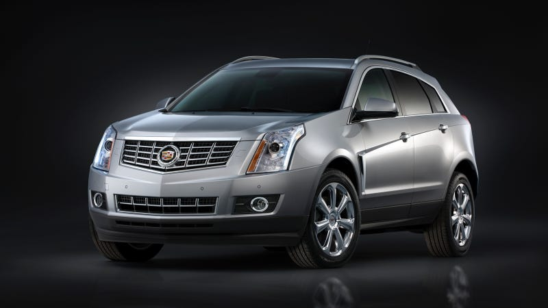 Illustration for article titled Cadillac SRX: Jalopnik's Buyer's Guide