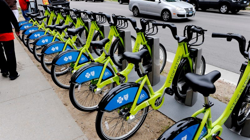 This isn't what happened to Wukong Bikes. Photo: AP